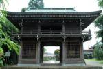西光寺仁王門
