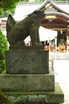 布多天神社狛犬