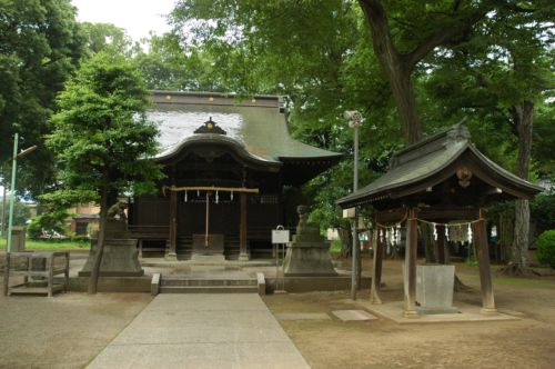 八幡神社(下石原)