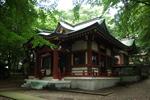 調布市の神社
