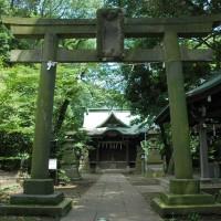 上石原若宮八幡神社