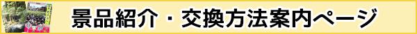 景品紹介・交換方法案内ページ