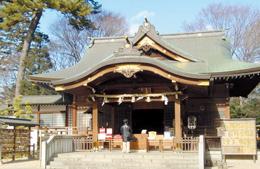 3・布多天神社